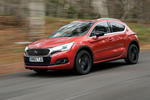On test here is the DS 4 Crossback