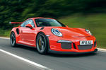 The track-day special - the Porsche 911 GT3 RS