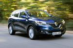 The Renault Kadjar in Dynamique S Nav trim