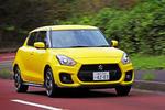 Suzuji Swift Sport Japan-spec review hero front