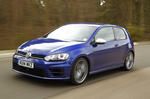 Volkswagen Golf R is the fastest production Volkswagen currently