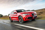 Alfa Romeo Stelvio Quadrifoglio 2019 road test review - hero front