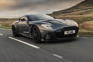 Aston Martin DBS Superleggera 2018 road test review - hero review