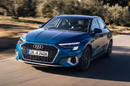 Audi A3 Sportback 2020 road test review - hero front