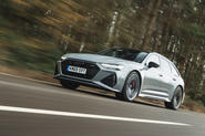 Audi RS6 Avant 2020 road test review - hero front
