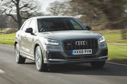 Audi SQ2 2019 road test review - hero front