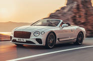Bentley Continental GTC 2019 first drive review - hero front