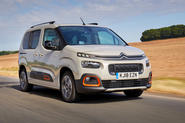 Citroen Berlingo 2018 road test review - hero front