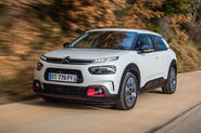Citroen C4 Cactus 2018 first drive review hero front