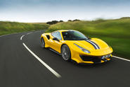 Ferrari 488 Pista 2019 road test review - hero front