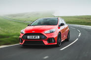 Ford Focus RS 2019 road test review - hero front