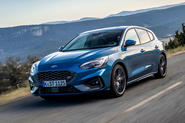Ford Focus ST 2019 review - hero front