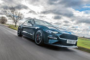 Ford Mustang Bullitt 2018 road test review - hero front