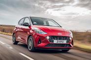 Hyundai i10 2020 road test review - hero front