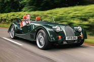 Morgan Plus Six 2019 road test review - hero front