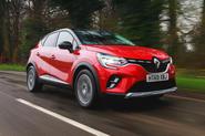 Renault Captur 2020 road test review - hero front