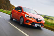 Renault Clio 2019 road test review - hero front