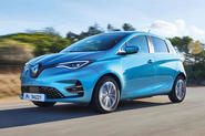 Renault Zoe 2020 road test review - hero front