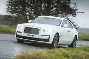 Rolls-Royce Ghost 2021 road test review - hero front