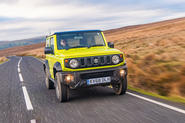 Suzuki Jimny 2018 road test review - hero front