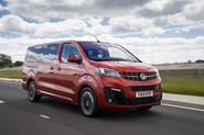 Vauxhall Vivaro Life 2019 road test review - hero front