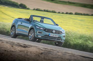 Volkswagen T-Roc Cabriolet 2020 road test review - hero front