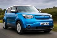 Kia Soul EV UK first drive review
