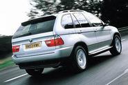 BMW X5 (00-)  3.0d 5dr