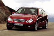 Mercedes C230K Sports Coupe