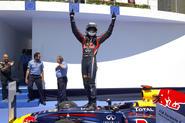 Vettel wins again in Europe