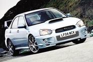 Subaru Impreza 2.0 WRX STi WR1