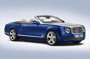The idea of a Bentley Mulsanne soft-top makes perfect sense