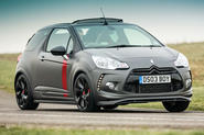 Citroen DS3 Cabrio Racing review