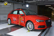 Electric cars take top honours in Euro NCAP tests