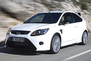 2009 Ford Focus RS Mk2 review and video