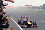 Dominant Vettel takes fourth F1 Championship