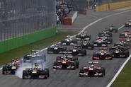 Vettel cruises to Italian Grand Prix victory