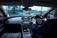 Land Rover previews transparent pillar technology
