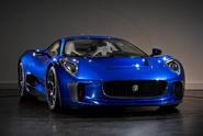 Jaguar C-X75 supercar to star in upcoming James Bond film Spectre