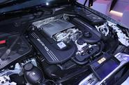 Mercedes-AMG has only scratched the surface of its V8 engine's potential