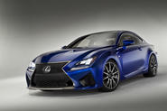 New Lexus RC-F revealed - full studio pictures