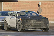 Ford Mustang GT350 in development