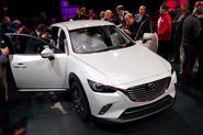 Mazda CX-3, LA auto show
