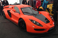 A ride in the Sin R1 shows how far this racer for the road has come