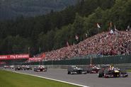 Belgian Grand Prix at Spa
