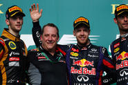 Vettel takes unprecedented eighth season win