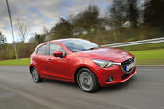 2015 Mazda 2 UK review