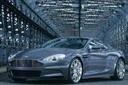 Bond's new Aston Martin breaks cover