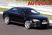 Audi unleashes 425bhp super A4