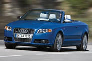 S4 cabrio joins facelifted A4 range